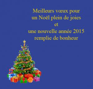 christmas tree ribbon merry christmas french language how - How To Say Merry Christmas In French