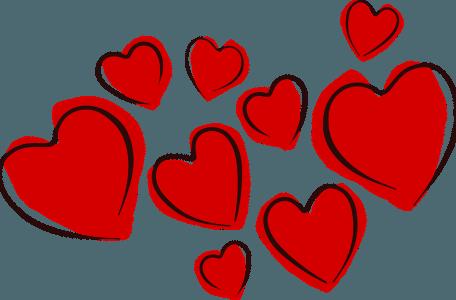expressions de la st valentin