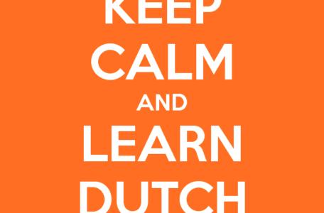 pourquoi apprendre le néerlandais